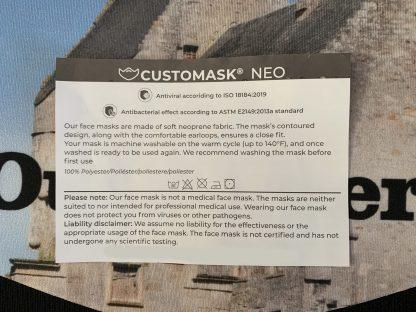Outlander face mask , Lallybroch , Outlander , Outlander gifts , Antiviral, antibacterial