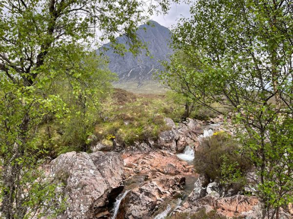 Buachaille Etive Mor in the Highlands of Scotland , Highlands to