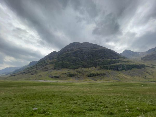 Glencoe , in the Highlands of Scotland , Highlands to