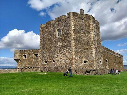 Blackness Castle, Outlander TV series