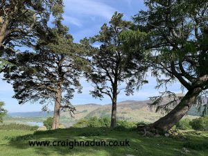 Craigh na dun , the standing stones in Outlander