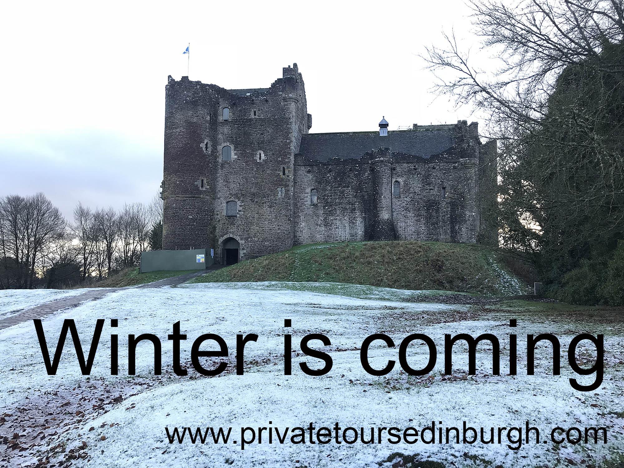 Doune Castle , Scotland tours