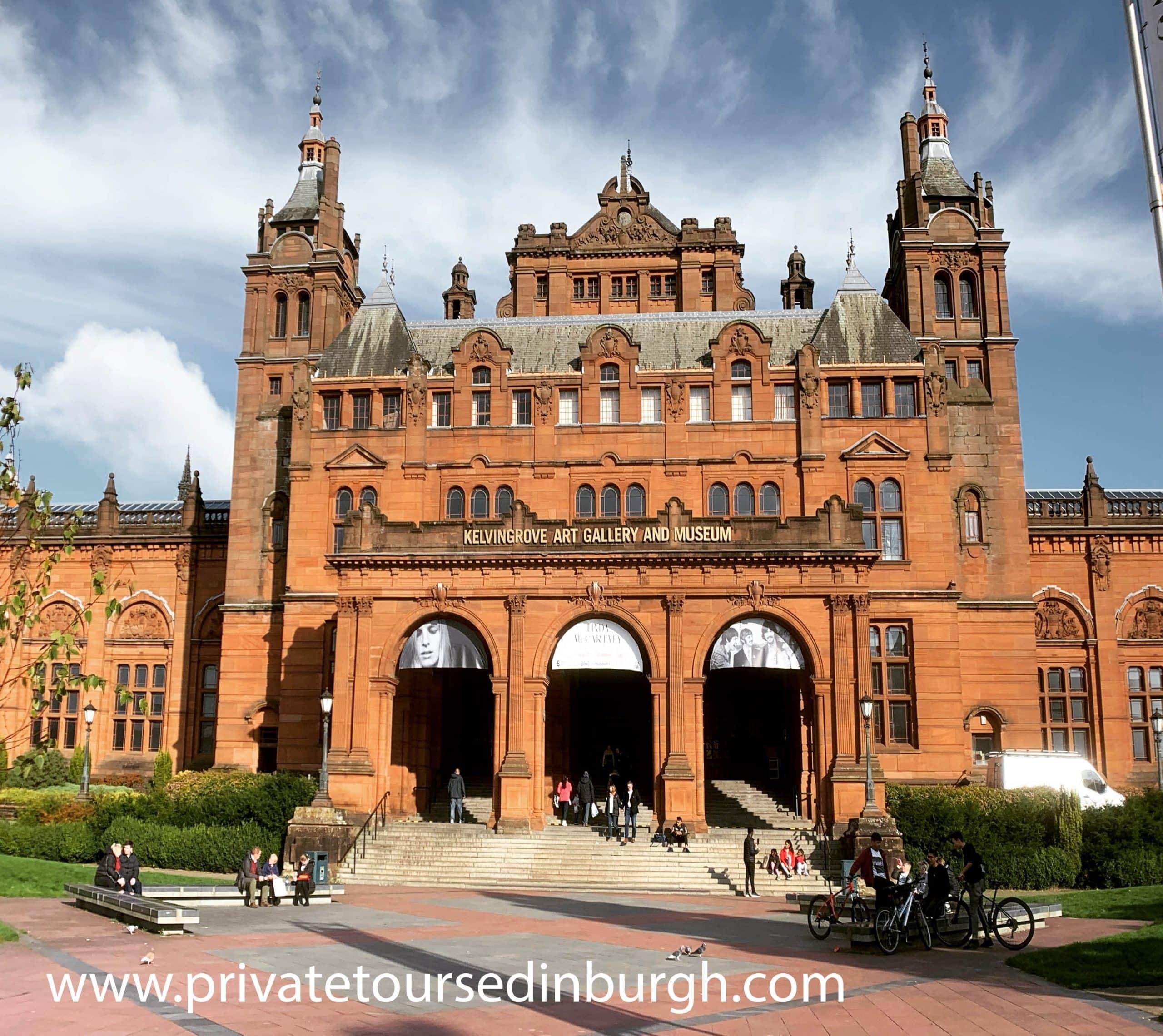 Concierge services for travellers in Edinburgh , Scotland